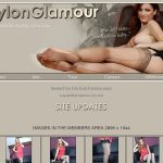 Account Premium Nylon Glamour