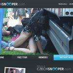 Czech Snooper No Credit Card