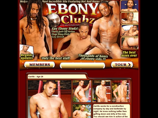 Ebony Clubz Passwords Blog