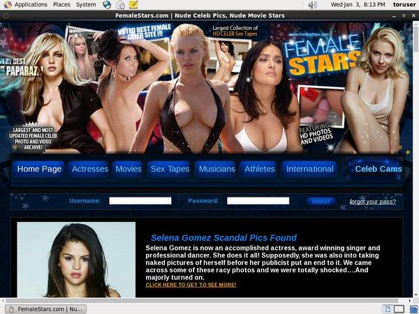 Female Stars Downloads