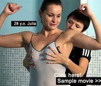 Lesbiansportvideos naked sports