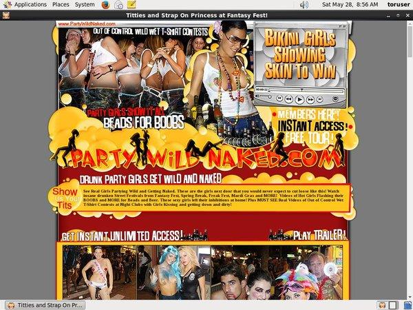 Partywildnaked.com Vend-o.com