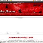 Premium Leatherdomina
