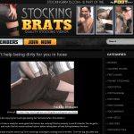 Stocking Brats Mobile Pass