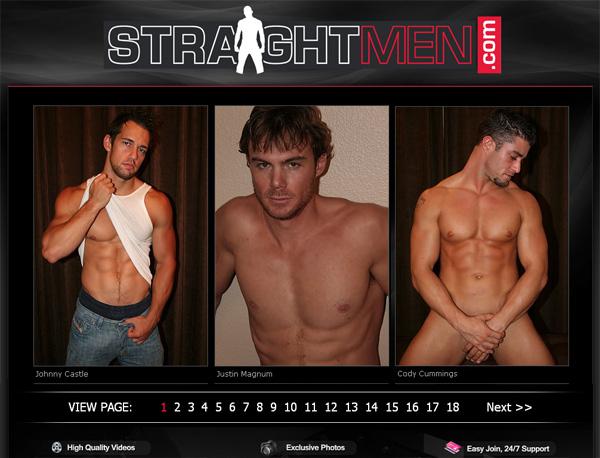 Straight Men Pay Pal