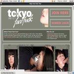 Tokyo Face Fuck 帐号
