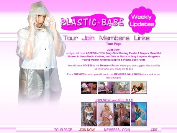 Get Plasticbabe Password