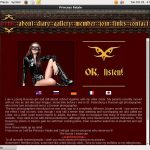 Princess Fatale Free Account Password