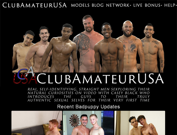 Clubamateurusa Accounts Free