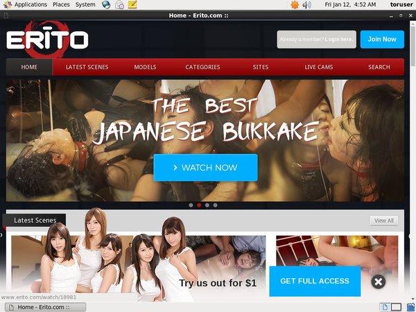 Discount For Erito