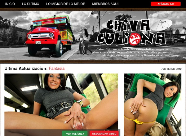 How To Join Chiva Culiona For Free