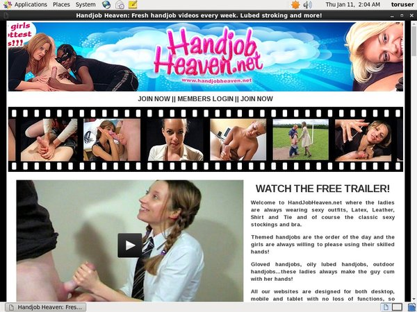 Handjobheaven.net Films