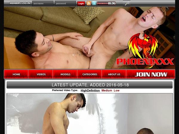 Phoenixxx With Online Check