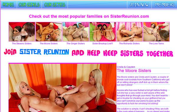Sister Reunion Acc Premium