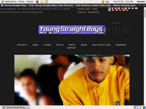 Youngstraightboys.com Deal