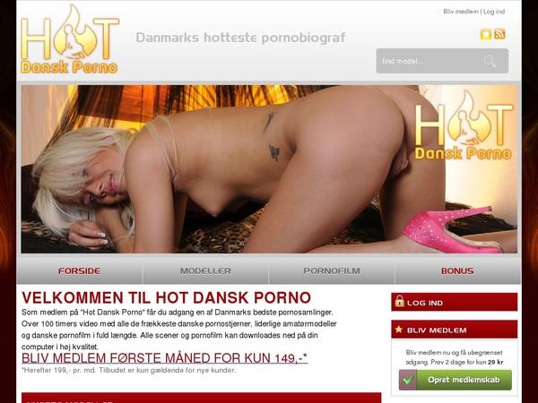 Hotdanskporno.dk Id